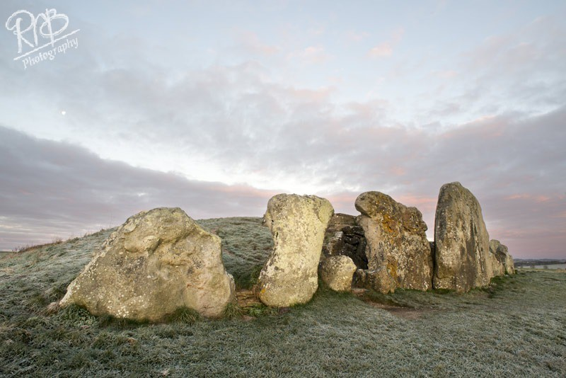 West Kennet Long Barrow - Wiltshire & West Country Landscapes