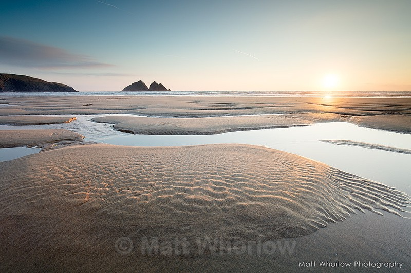 Holywell Bay - Cornwall - North Coast 2