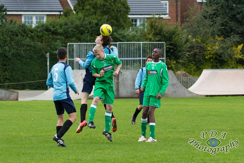 26 Football - Earls Barton United FC U16