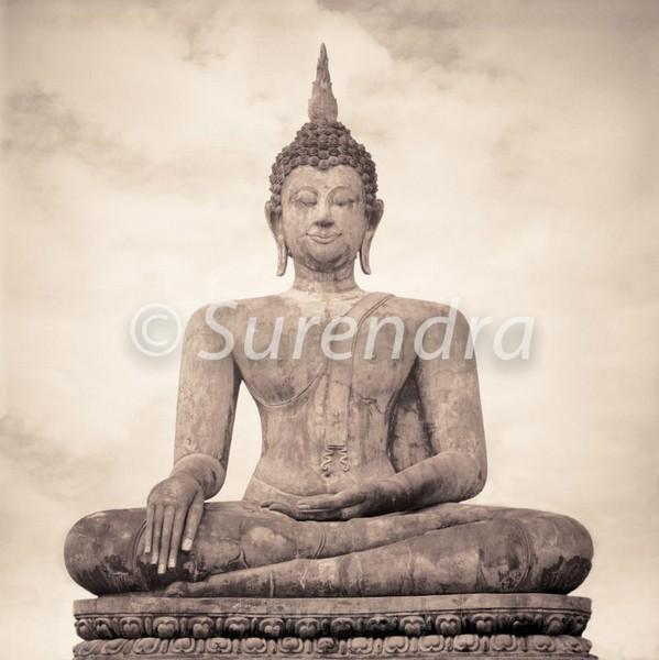 Wat Mahathat # 1 - Sukhothai  スクタイ