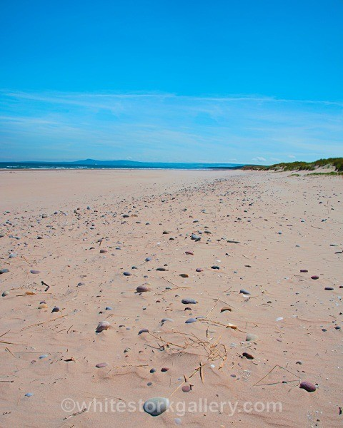 Lossiemouth Beach - Scottish Highlands