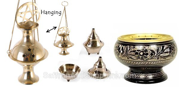 Brass Burners