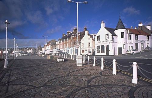Anstruther Fife - Land and Sea