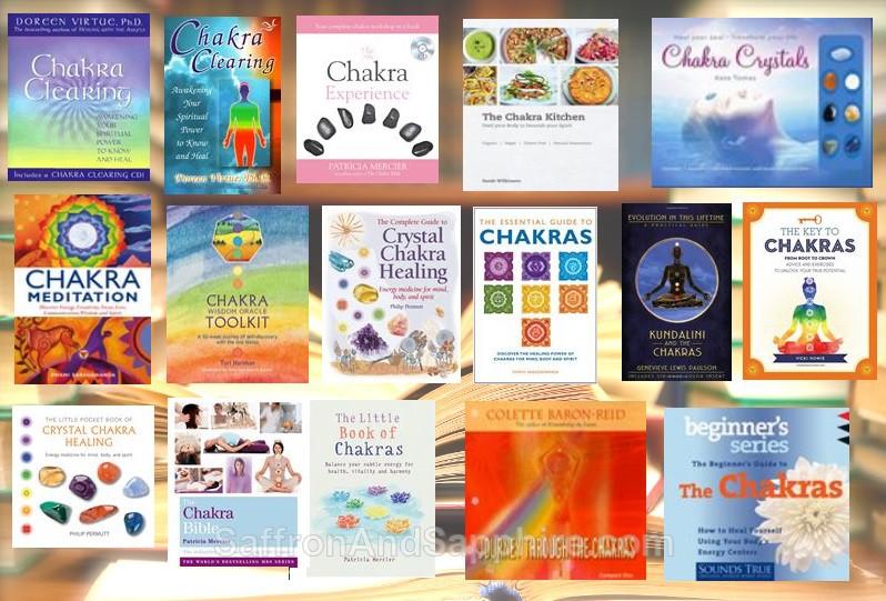 Crystal Chakra Books