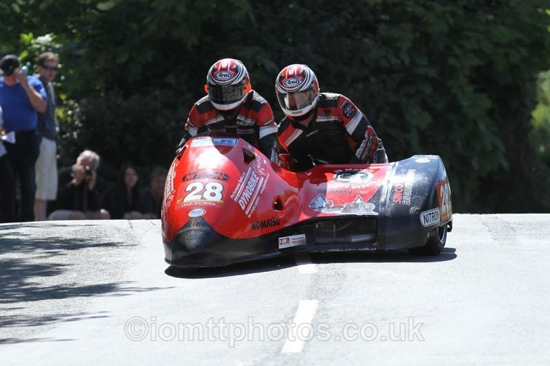 IMG_2384 - Sidecar Race 2 - TT 2013