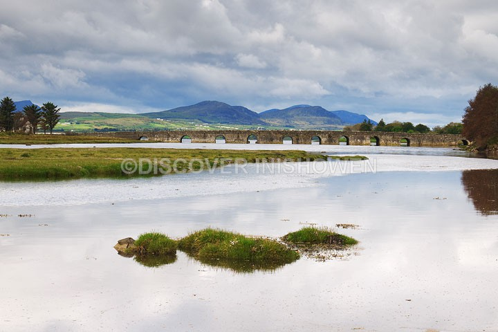 Malin Bridge - Inishowen peninsula