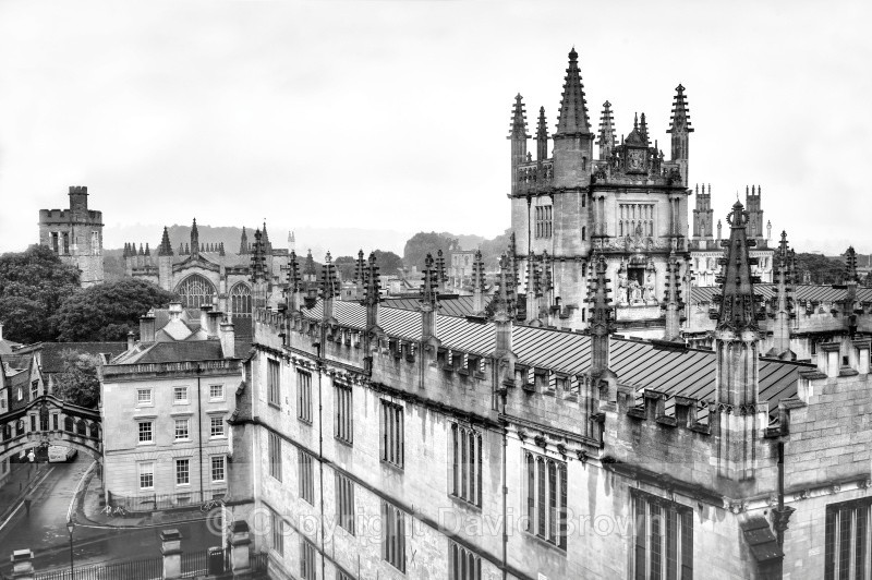 Sheldonian 51 - Different Oxford