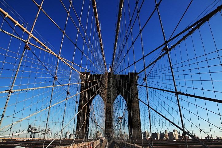 The Brooklyn Bridge - New York