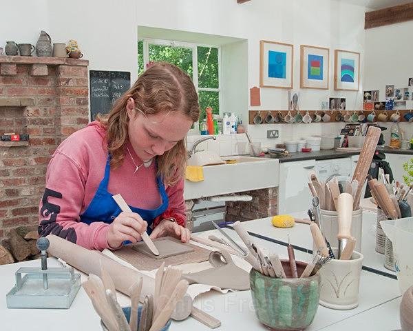 11 - Oxcombe Pottery Shoot