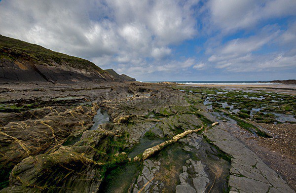 Crackington Haven - Cornwall