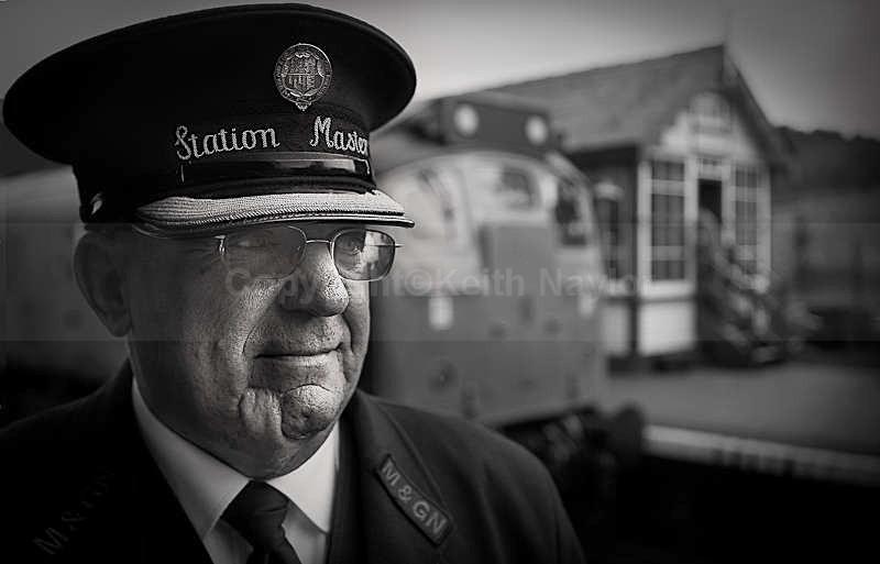 Station Master - 2010