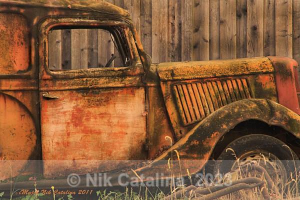 Orange Ruster - Olde Things