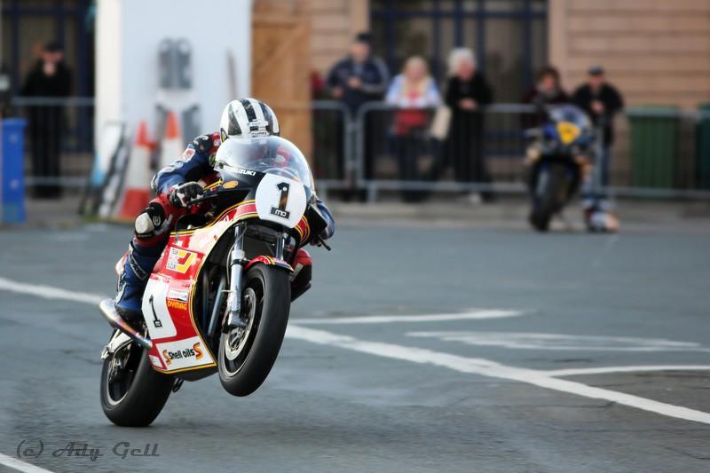 Michael Dunlop XR69 Suzuki - Racing