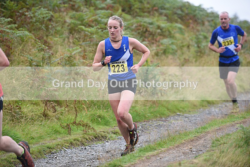 BOR_6295 - Round Latrigg Fell Race Wednesday 16th August 2017