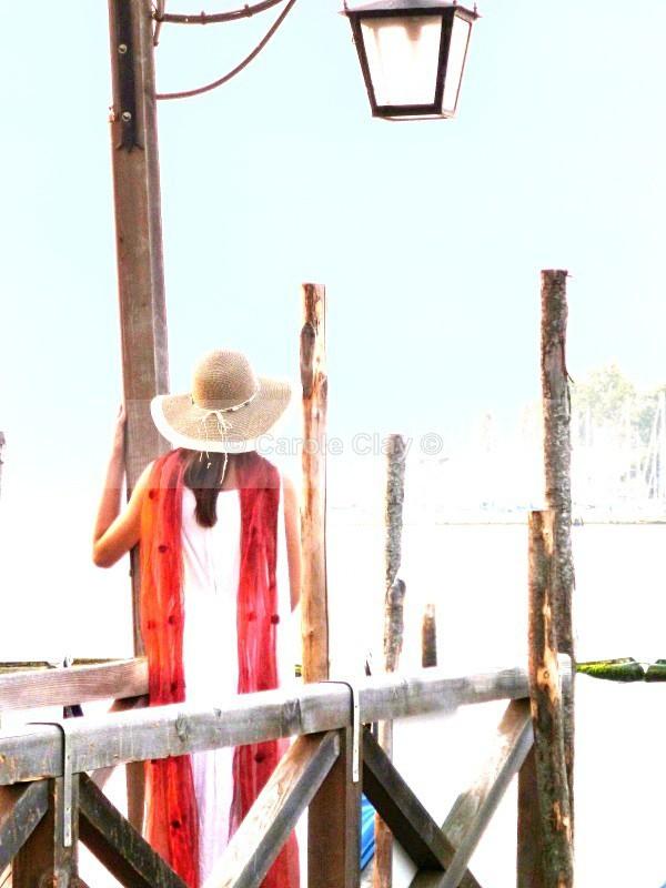 Model in Venice - Venice