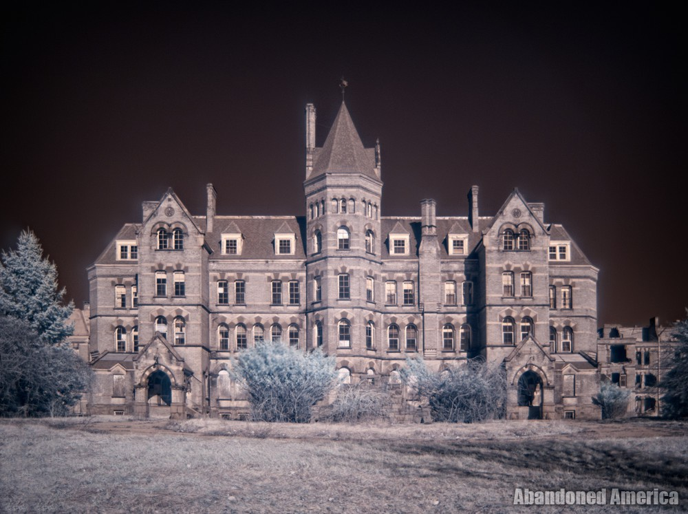 - Algonquin River State Hospital*