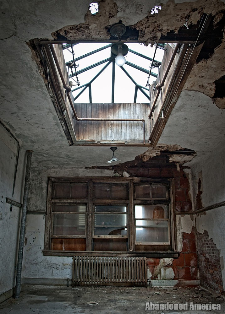 Ellis Island Immigrant Hospital | Skylight - Ellis Island Immigrant Hospital