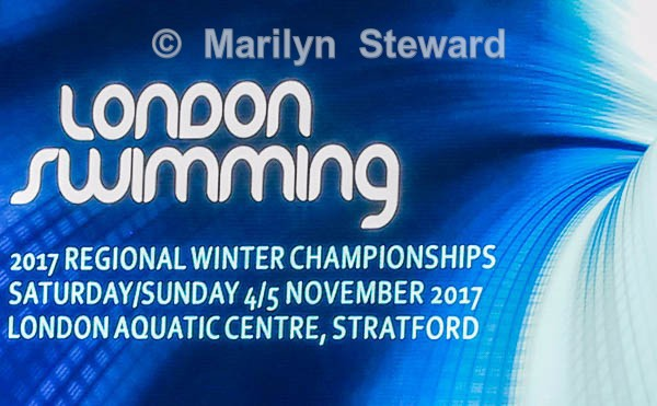 - London Region Winter Championships Nov 2017