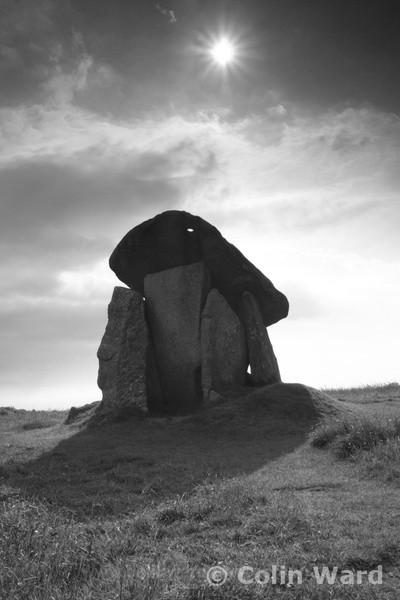 Trethevy Quoit. Ref 2600 - Cornwall