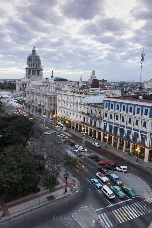 Capitol building - Cuba