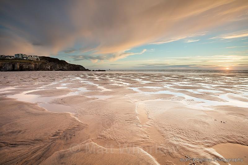 Perranporth - Cornwall - North Coast 2