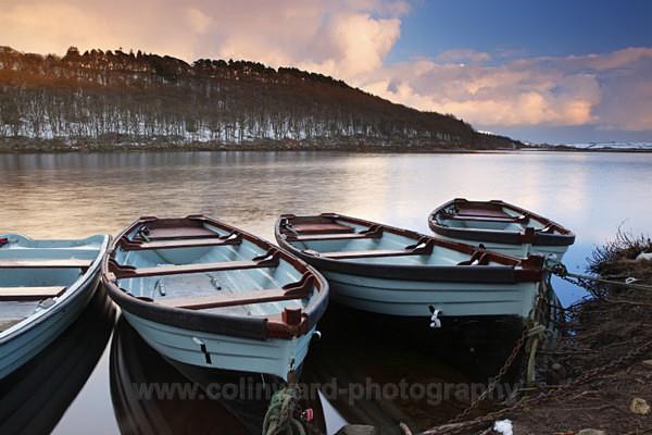 Tunstall reservoir, Weardale   ref 9969 - County Durham
