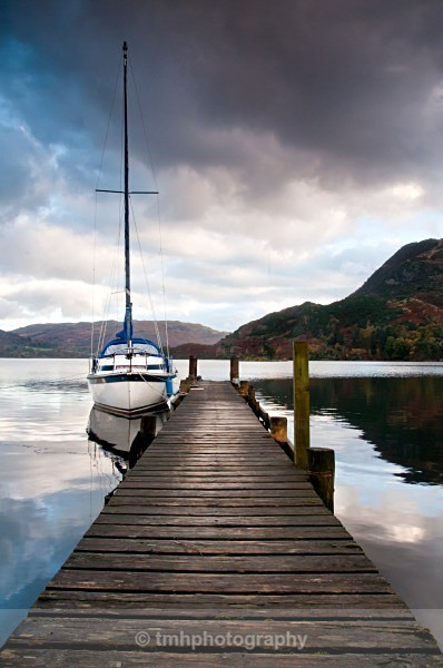Ullswater Yacht. - Lakedistrict