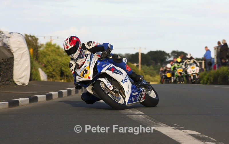 Conor Cummins - Southern 100 Road Races