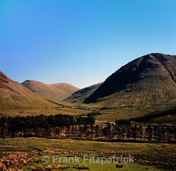 Auch Glen north of Tyndrum - Highland