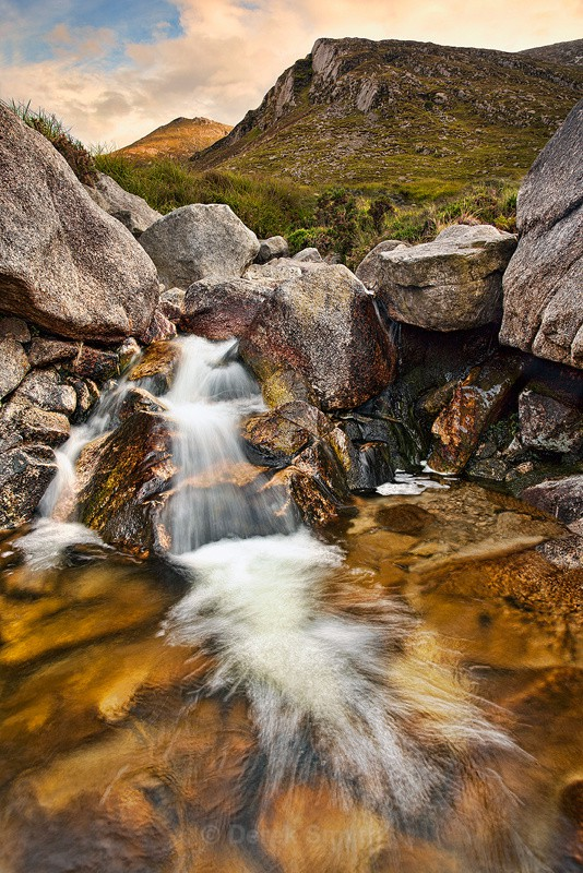 Mourne Mountains Trassey River