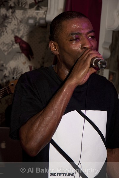 93 - Skittles 'Poor With £100 Trainers' launch 05.03.12