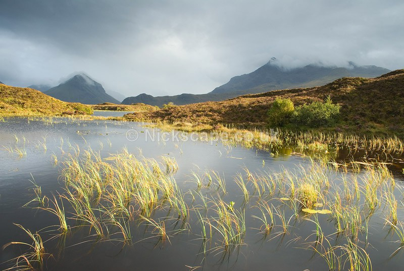 Scotland58 - Loch nan Eilean - Scotland