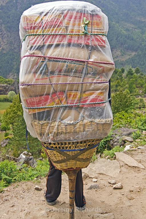 Heavily Loaded - Nepal