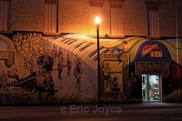 4th St Mural - Marshall, Minnesota