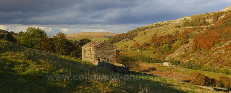 Autumn Swaledale - The Pennines and The Lake District