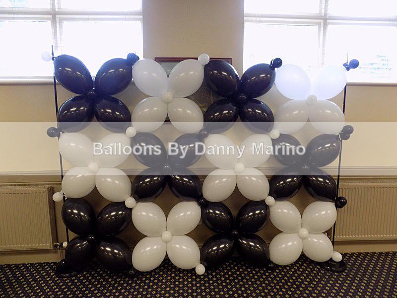Basic Quick link wall - Balloon Sculptures