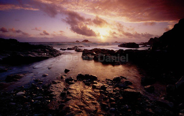 Cape Cornwall Sunset #3