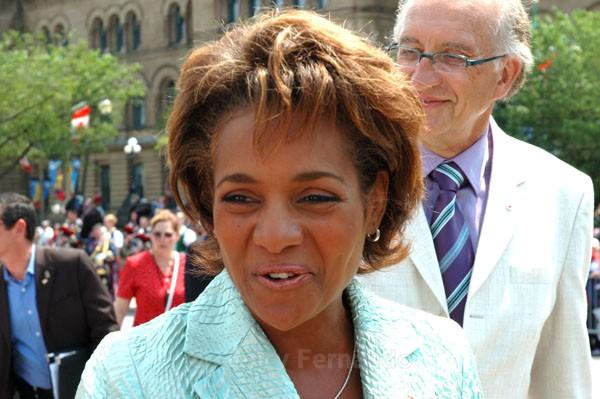 Governor Gen. Michaelle Jean - Summer