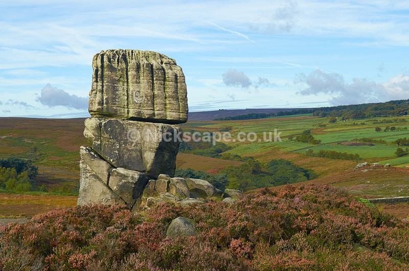 Head Stone - Hollow Meadows, Sheffield, UK - Peak District Landscape Photography Gallery