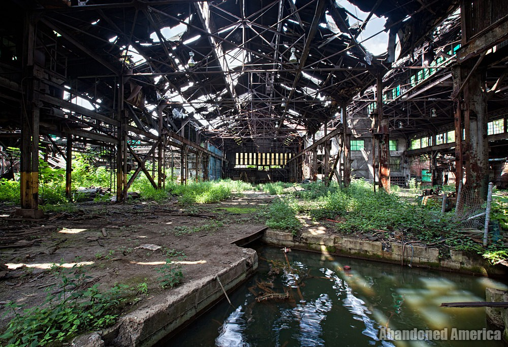 Fort Pitt Casting Co. (McKeesport, PA) | Toxic Greenhouse - Fort Pitt Casting