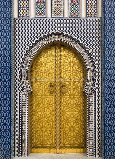 Palace Doorway - Travel