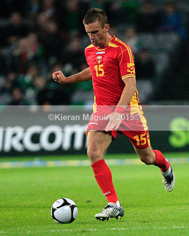 _MGN8910 - FIFA World Cup Qualifer Republic of Ireland v Montenegro 14/10/09
