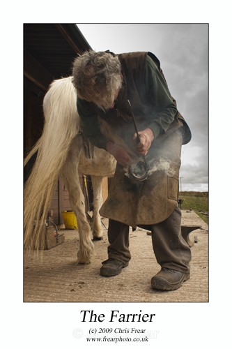 The Farrier - Farming/Agriculture