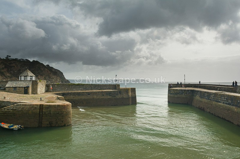 Charlestown Harbour - St Austell - Cornwall - Cornwall