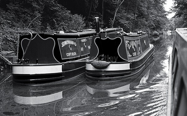 The Grand Union Canal... - TRANSPORT