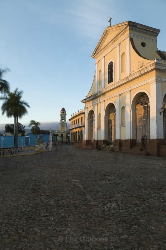 Trinidad Church - Cuba