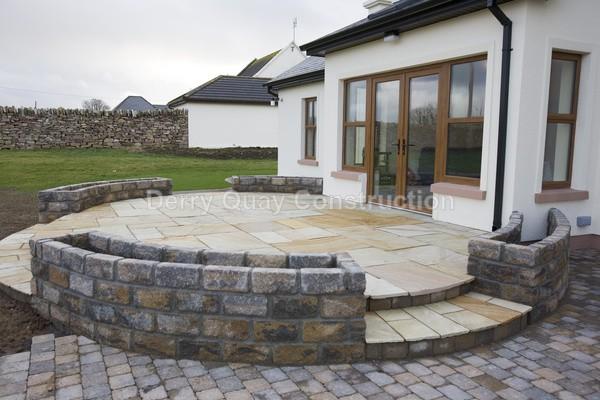 - Garden Paving, Walling & Decking