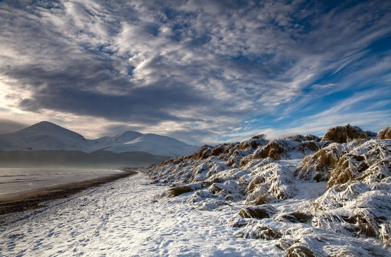 Frozen Land - The Mourne Mountains (Winter)