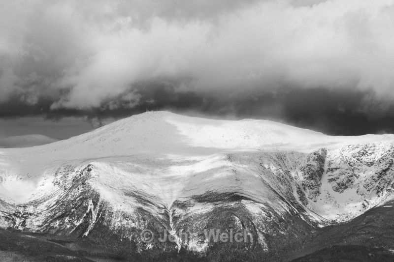 Weather Change on Mt. Washington - White Mountain National Forest and Northern New Hampshire