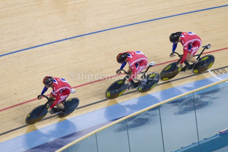 WCC-175 - World Cup Cycling Olympic Velodrome